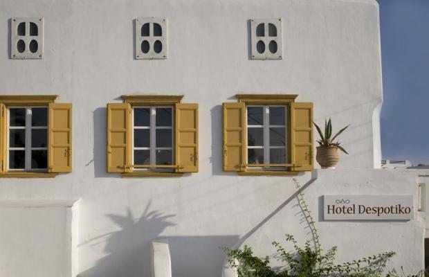 фото отеля Despotiko изображение №9
