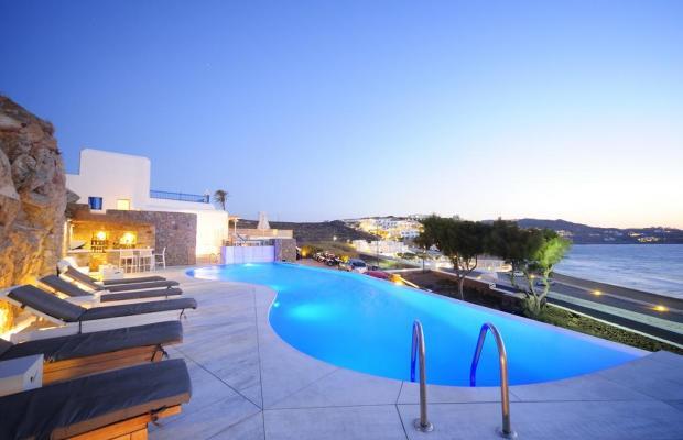 фото отеля Mykonos Beach Hotel (ex. Apartments By The Beach In Mykonos) изображение №17