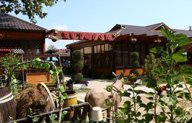 фотографии отеля Хуторок (Khutorok) изображение №11