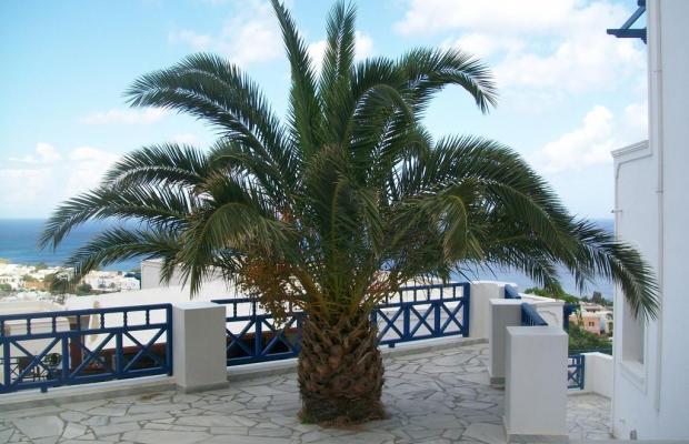 фотографии отеля Aegean View Hotel изображение №11