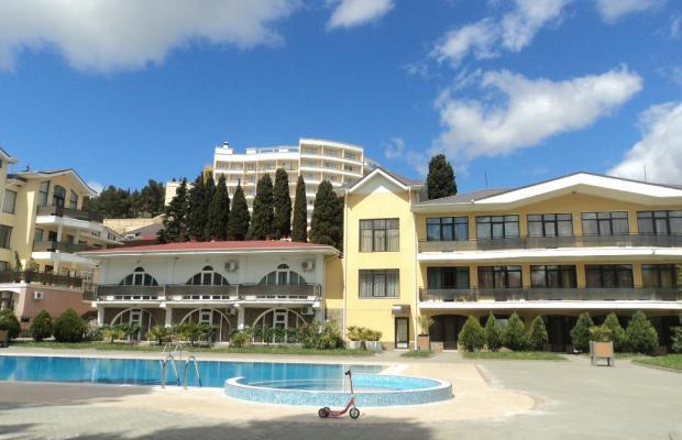 фото отеля Парк-отель Демерджи (Park-otel' Demerdzhi) изображение №1