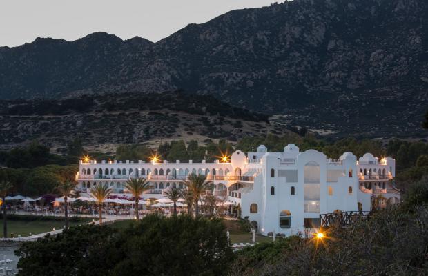 фотографии отеля Grand Hotel Capo Boi изображение №7