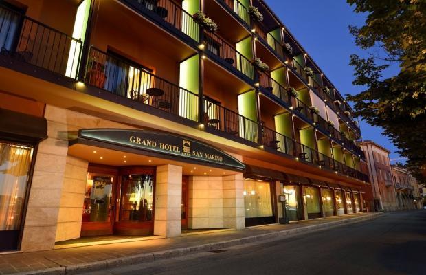 фотографии отеля Grand Hotel San Marino изображение №15