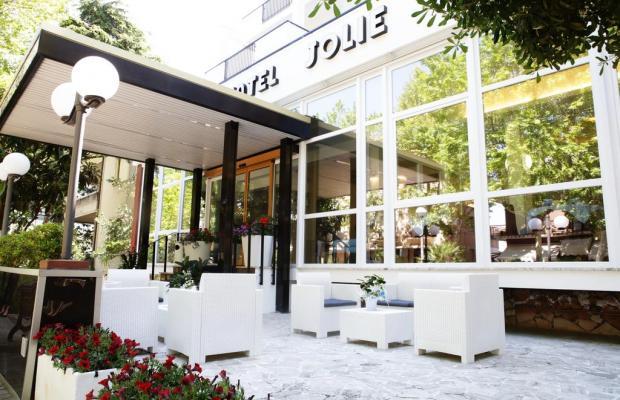 фото Hotel New Jolie (ex. Jolie hotel Rimini) изображение №2