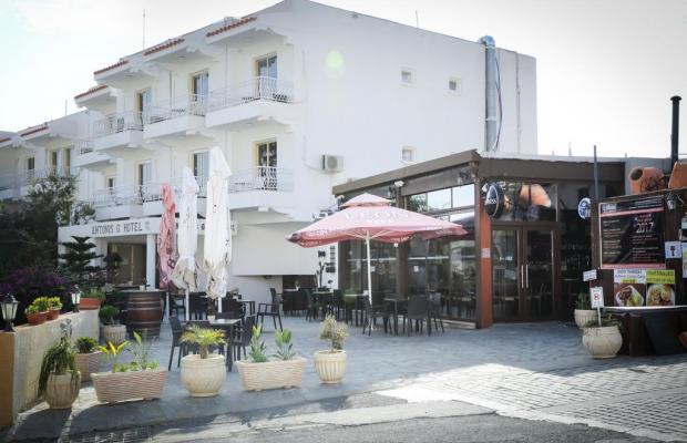 фотографии Antonis G Hotel изображение №28