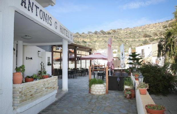 фотографии Antonis G Hotel изображение №4
