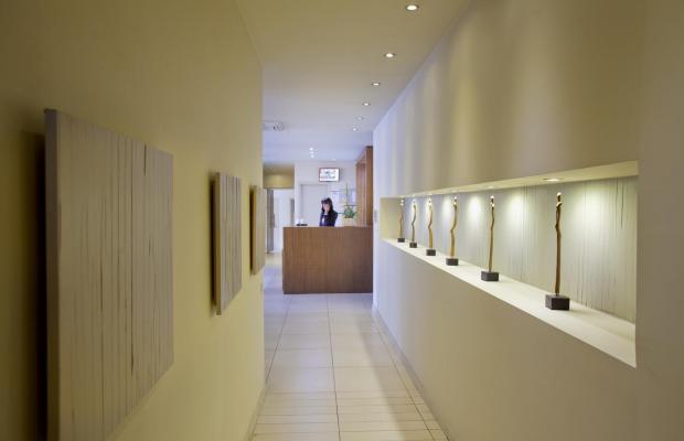 фотографии отеля Almond Business Suites изображение №27