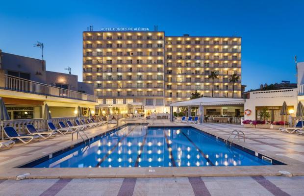 фотографии отеля Globales Condes de Alcudia (ex. Hi! Condes de Alcudia Hotel) изображение №7