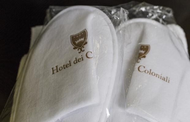 фотографии отеля Hotel dei Coloniali изображение №11