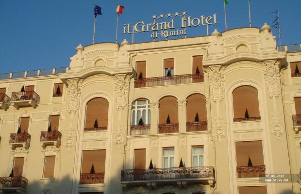 фото Grand Hotel Rimini изображение №10