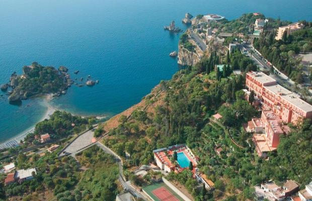 фотографии отеля Grand Hotel Miramare изображение №39