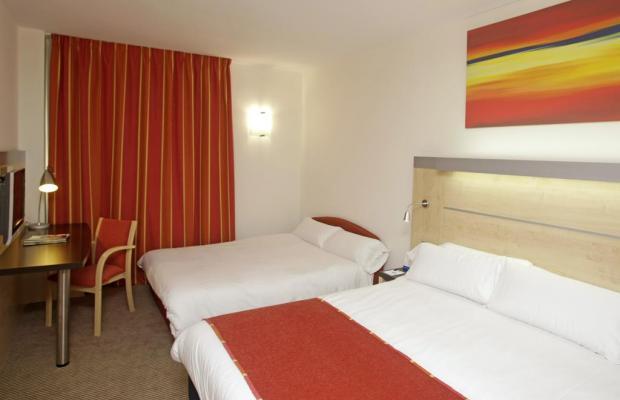 фотографии отеля Holiday Inn Express Malaga Airport изображение №7