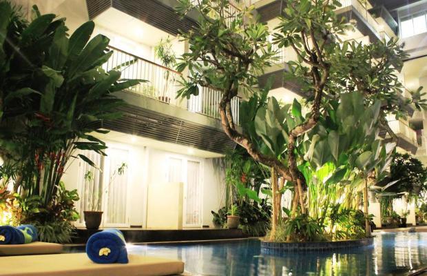 фото Eden Hotel Kuta изображение №34
