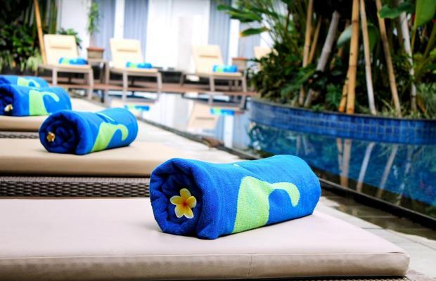 фото Eden Hotel Kuta изображение №22