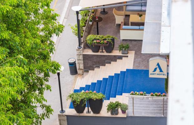 фотографии отеля Art Hotel изображение №31