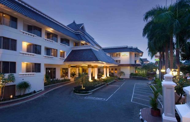 фото отеля Hotel Santika Premiere Jogja изображение №21