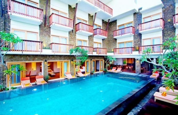 фото отеля The Kirana Hotel Resto & Spa изображение №1