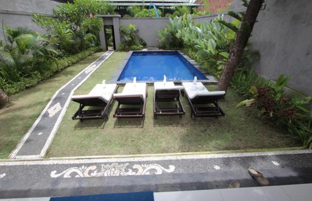 фотографии отеля Evita Villa изображение №11