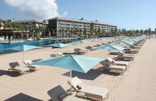 фотографии отеля The Mulia Resort And Villas изображение №7