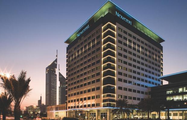 фотографии отеля Novotel World Trade Centre Dubai изображение №3