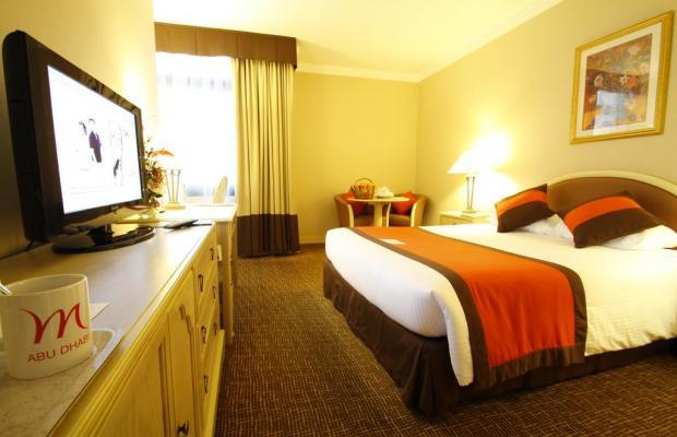 фото Mercure Abu Dhabi Centre Hotel (ex. Novotel Centre Hotel) изображение №6