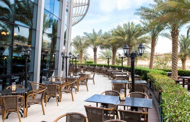 фото Novotel Abu Dhabi Gate изображение №26