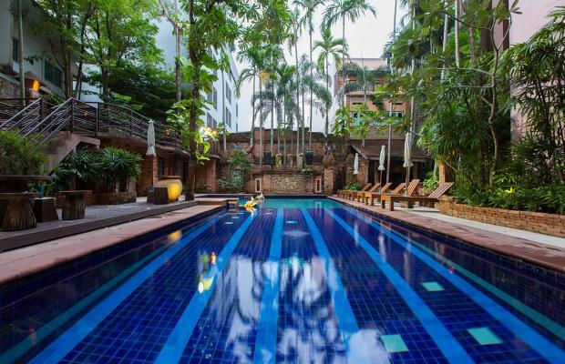 фотографии отеля Baan Maksong Resort and Spa изображение №7