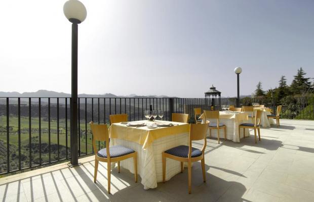 фотографии отеля Parador de Ronda изображение №7
