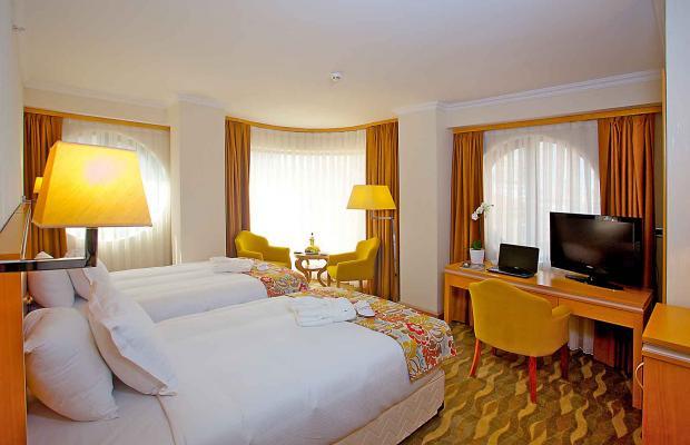 фотографии отеля Istanbul Vizon Hotel (ex. Husa Vizon Hotel) изображение №19