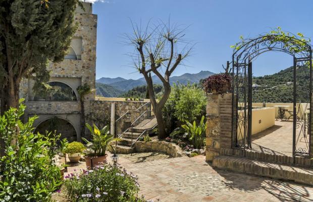 фотографии отеля Castillo de Monda изображение №3