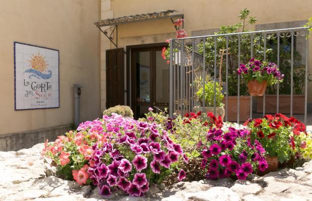 фото отеля La Corte del Sole Antica Masseria изображение №9