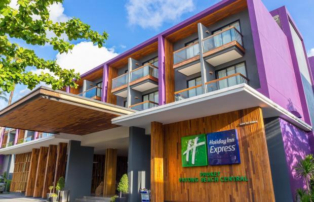 фотографии отеля Holiday Inn Express Phuket Patong Beach Central изображение №23