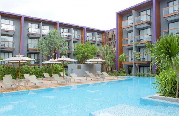 фото отеля Holiday Inn Express Phuket Patong Beach Central изображение №1