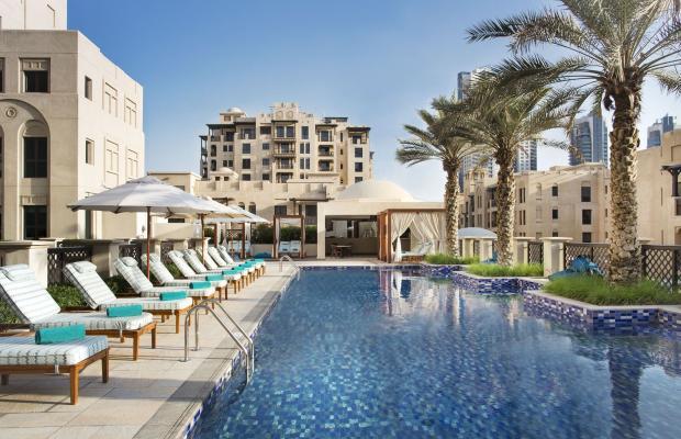 фото отеля Manzil Downtown Dubai (ex. Al Manzil Hotel) изображение №1