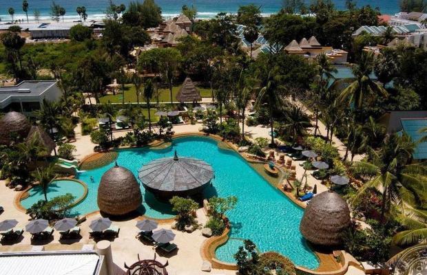фото отеля Movenpick Resort and Spa Karon Beach (ex. Crowne Plaza) изображение №1