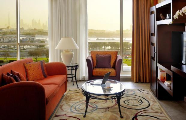 фото отеля Marriott Executive Apartments Dubai Creek изображение №21