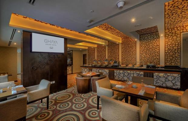 фотографии отеля Ghaya Grand Hotel изображение №31