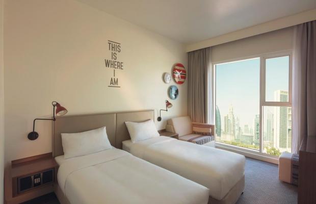 фотографии отеля Rove Downtown Dubai изображение №3