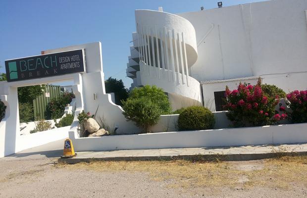 фото отеля Beach Break (ex. Gregory Peck Apartments & Studios) изображение №1