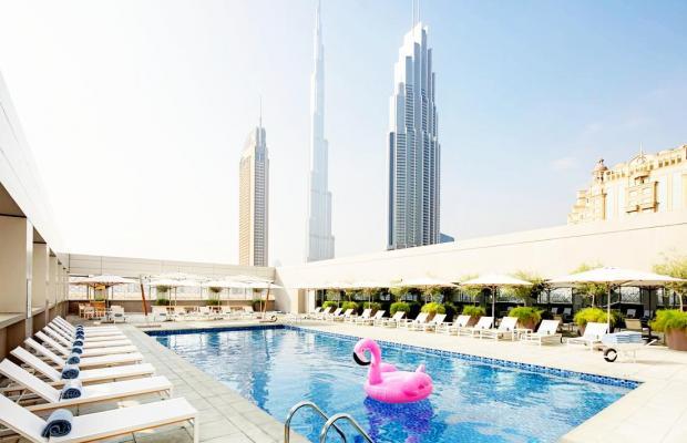 фото отеля Rove Downtown Dubai изображение №1