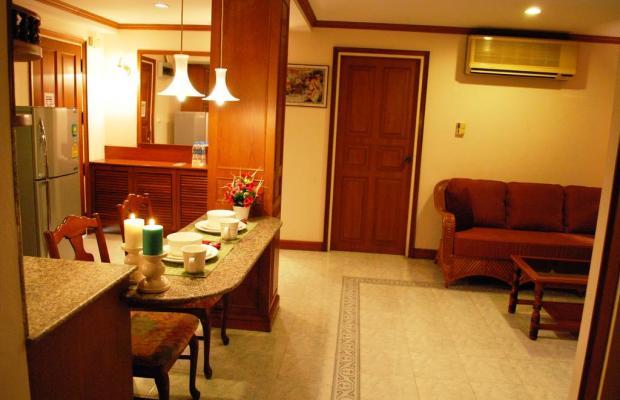 фотографии отеля The Residence Garden изображение №15