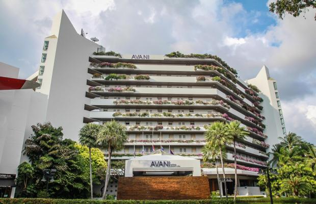 фотографии отеля AVANI Pattaya Resort and Spa (ex. Pattaya Marriott Resort & Spa) изображение №35