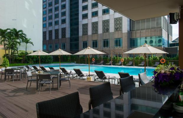 фотографии Holiday Inn Silom изображение №20