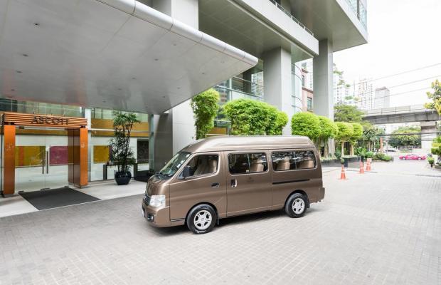 фото отеля Ascott Sathorn Bangkok изображение №25