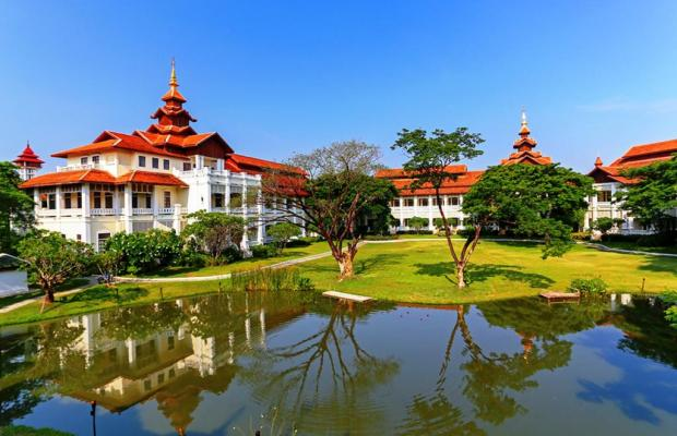 фото отеля Dhara Dhevi Chiang Mai (ex. Mandarin Oriental Dhara Dhevi) изображение №1
