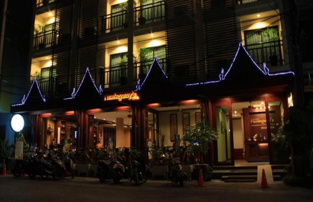 фотографии Patong Hemingway's Hotel изображение №24