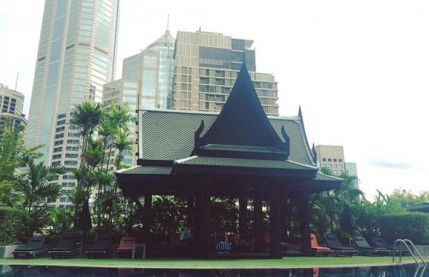 фотографии отеля Plaza Athenee Bangkok A Royal Meridien Hotel  изображение №11
