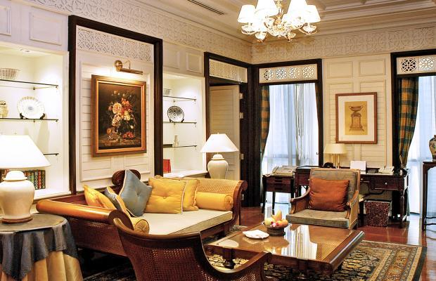 фотографии Plaza Athenee Bangkok A Royal Meridien Hotel  изображение №4