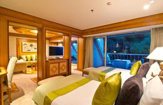 фотографии отеля Royal Cliff Wing Suites & Spa изображение №19