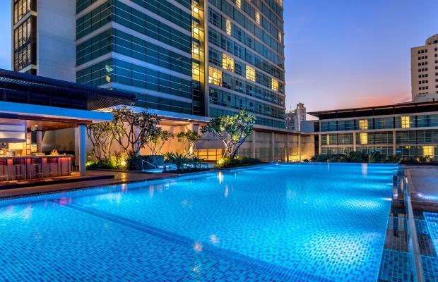 фотографии отеля Pullman Bangkok King Power изображение №11